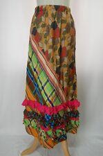 robe de chambre COMME des GARCONS Beige/Green Skirt 348 8912