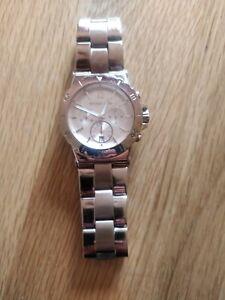 Michael Kors Men's Rose Gold Tone Wrist Watch
