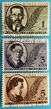Russia(USSR)1933 MNH set Murdered Communist CTO WMK very fine !  R#0075747