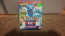 Digimon Adventure 02 Tag Tamers Wonderswan Japan Complete Rare w/ Card US Seller