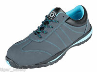 Security Line Cardinal 4205 Ladies Grey Metal Free Composite Toe Safety Trainers