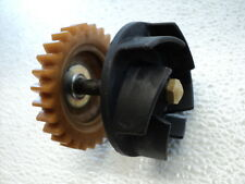 Aprilia Dorsoduro 750 #7503 Water Pump Impeller Shaft & Gear