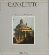 Canaletto. Una Venezia immaginaria. 2 voll. André Corboz. Cofanetto! SL27