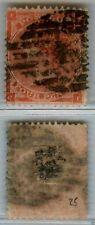 GRAN BRETAGNA - 1862 - 4p (25) TAV. 4 - EFFIGE REGINA VITTORIA - U
