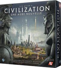 Sid Meier's Civilization une Aube Nouvelle Fantasy Flight Games