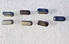 40 meter pack of 7-HC49/S  crystals 7.030/35/40/45/50/60/122  Free Shipping