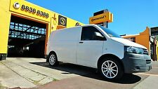 "(Volkswagen T5 Transporter) 18"" iCon iCarus Wheel + Tyre Package"