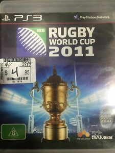 RUGBY WORLD CUP 2011 - Playstation 3 - Preowned