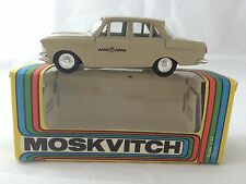 Russian MOSKVITCH 408 Taxi Car USSR