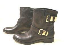 350D) Luxus Designer NERO GIARDINI Stiefel Gr. 37 Leder NEU 175€ NEU
