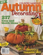 Country Sampler's Decorating Special Issue 2015 Stunning Thanksgiving Tables