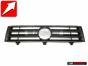 Original VW Radiator Grille Satin Black - 535853653A 01C