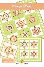 Quilt Pattern Navaho Stars Moda Fig Tree Somerset Table Topper Runner