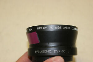 Century PRO DV .7x Wide Angle Converter for Panasonic DVX100