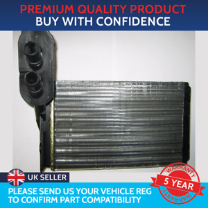 HEATER MATRIX TO FIT VW CADDY GOLF PASSAT POLO SKODA OCTAVIA SEAT IBIZA AUDI A3