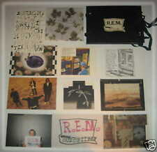 Rem- Out Of Time Limited Edition with Art Postcards