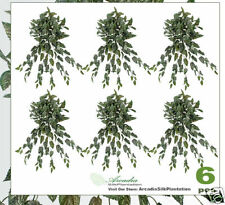 """6 Cissus 30"""" Artificial Hanging Silk Plant Ivy BCI180RD"""