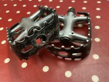Vintage Mtb Shimano Deore XT PD-M730 Pedals Late 80's Very Rare