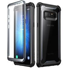 Samsung Galaxy Note 8 case, i-Blason [Ares] Full-body Rugged Clear Bumper Case w