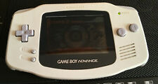 Nintendo Game Boy Gameboy Advance White Tested and Works Used