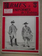 ARMES et UNIFORMES DE L'HISTOIRE n° 10 Le harnachement hongrois. Pistolet M.1786