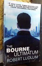 Bourne: The Bourne Ultimatum Bk. 3 by Robert Ludlum (2007, Paperback)
