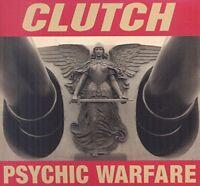 Clutch - PSYCHIC WARFARE [CD]