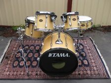 Tama Rockstar 5 pce drum kit excellent condition with soft cases pro gear