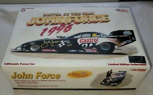 Action 1/24 1997 NHRA Driver of the Year John Force Mustang Funny Car Awesome!!