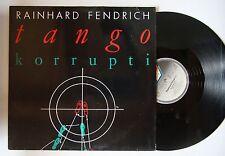 Rainhard Fendrich Tango Korrupti GER 12in 1988 Maxi Version