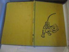 Rare 1954 TIGER TIZZY Signed Joseph Longstreth & William Hayes Illust +Bonus