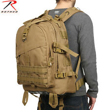Authentic Rothco Large Transport Pack-Coyote Brown-Brand New Backpack