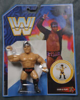 wwe Retro Series Zack Ryder Figure