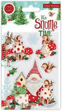 Helz Cuppleditch It's Snome Time  ::  Robin Mischief Stamp Set