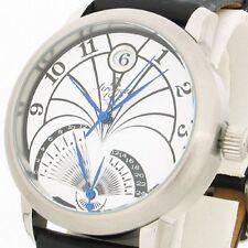 RETROGRADE GMT (2.Zeitzone) Classic-Design Unisex A1243