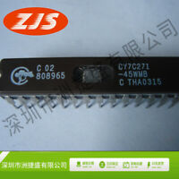 1PCS CY7C271-45WMB 32K x 8 Power Switched and Reprogrammable PROM CDIP28,
