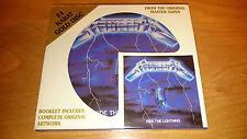 Metallica RIDE THE LIGHTNING DCC MFSL 24kt ORO CD