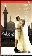 La tigre e la neve (2005) VHS CGG   Benigni Reno