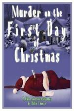 Murder on the First Day of Christmas Chloe Carstairs Mysteries Volume 1