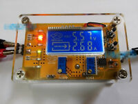 DC high power adjustable step-down power supply USB module + LCD screen + case