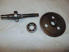 New listing 1996 Polaris 425 magnum 2x4 transmission sprocket shaft & gear