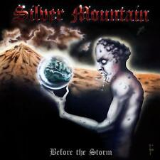 SILVER Mountain-Before the Storm (NEW * BERLINA 250 * SILVER vin. * 80's Heavy Metal * SWE