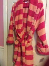 House/Spa Robe Croft & Barrow Pink And Peach Size XL