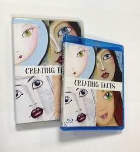 Creating Faces - Mixed Media DVD