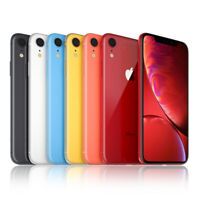 Apple iPhone XR 64GB / 128GB (AT&T) Black, Red, Blue - Bad ESN Blacklisted IMEI