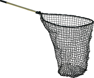 Frabill 40 Inch Tangle Free Steel Power Catch Fishing Net with Handle (Open Box)