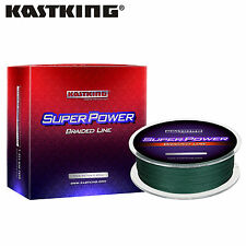 KastKing SuperPower Braided Fishing Line Abrasion Resistant Fishing line UK