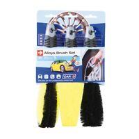 Sumex Klin453 Alloy Wheel Brush Set - Car Cleaning Brushes