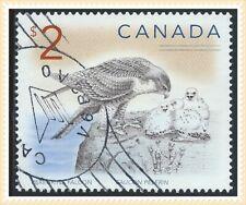 Canada #1691(1) 2005 $2.00 Canadian Wildlife - PEREGRINE FALCON Used