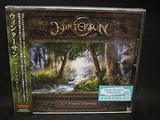 WINTERSUN The Forest Seasons JAPAN CD Cain's Offering Ensiferum Amberian Dawn